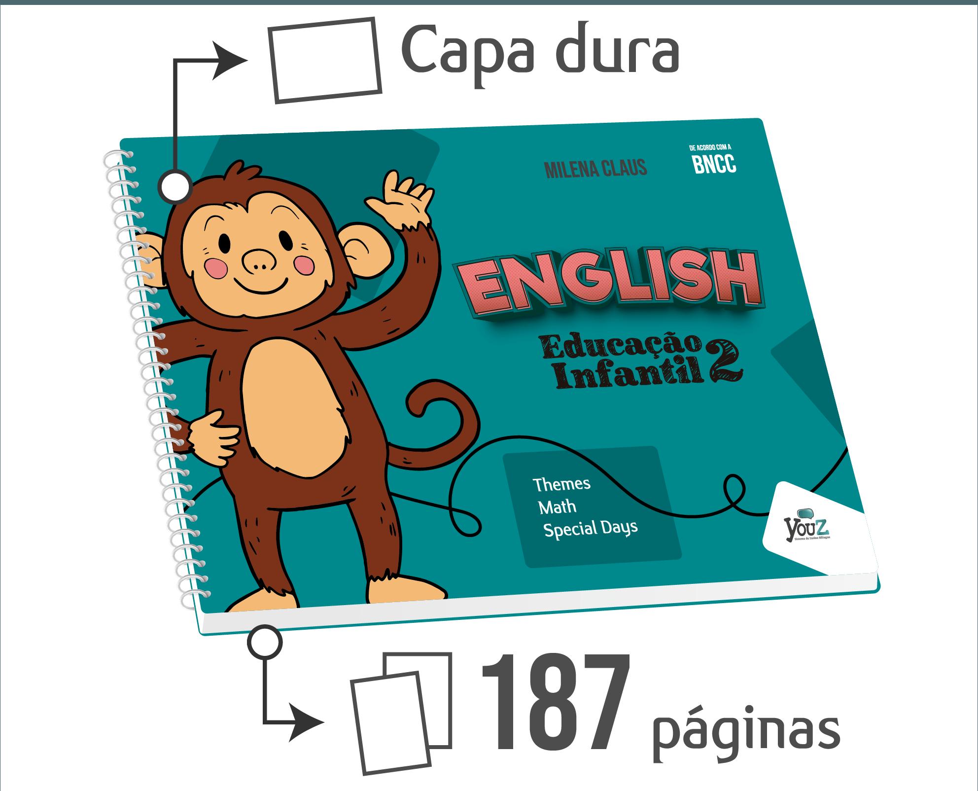 English Educação Infantil 2