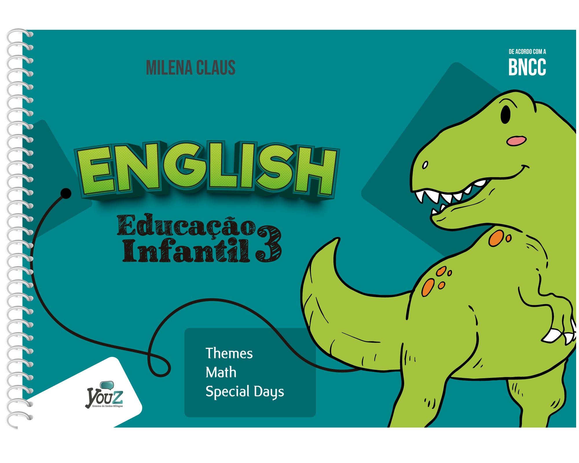 English Educação Infantil 3