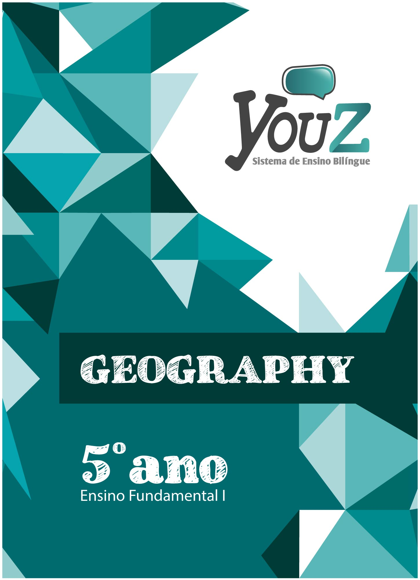 Livro Geography 5º ano Fund I Bilíngue