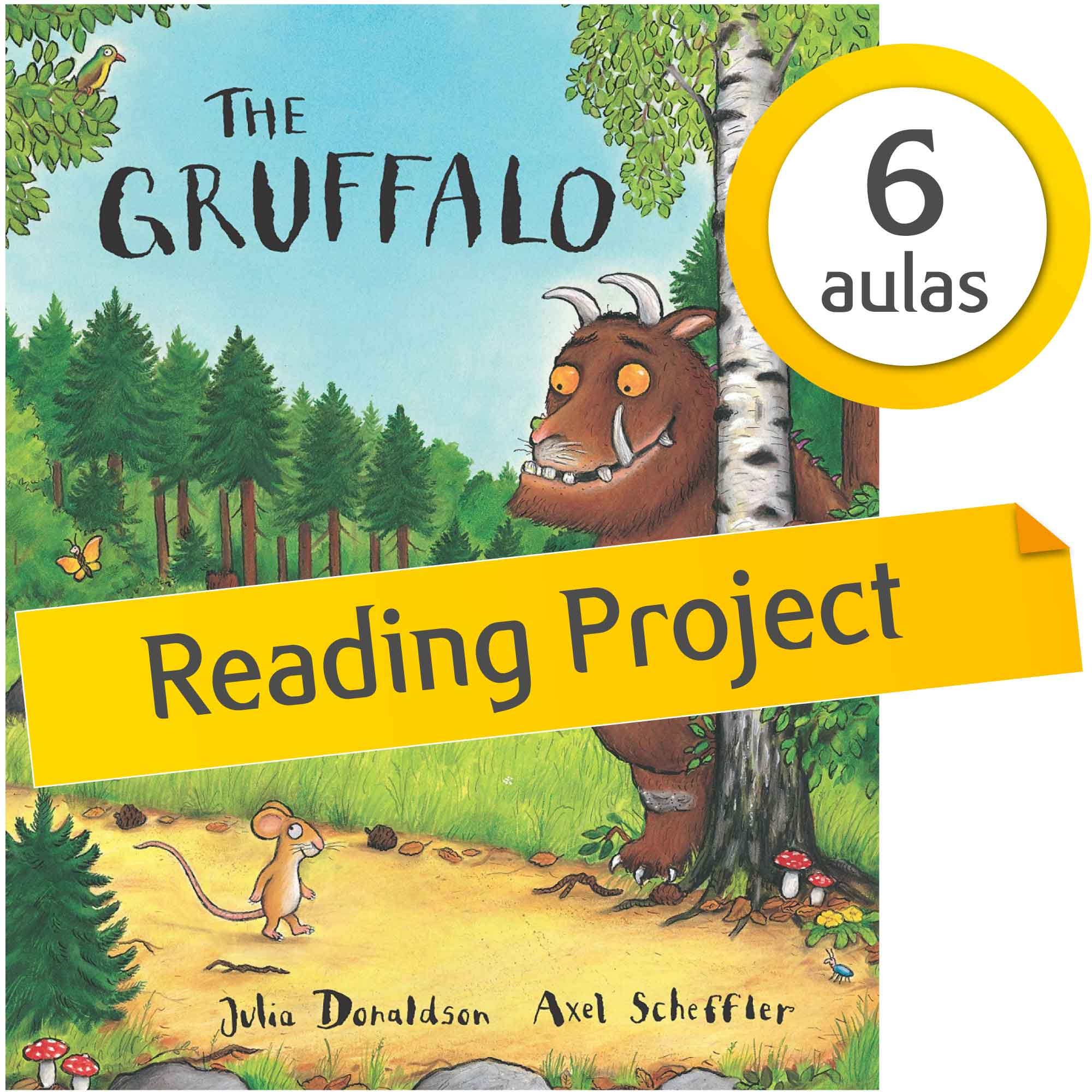 The Gruffalo - Reading Project