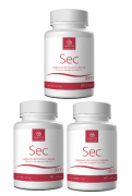 KIT 3 SLIM SEC 60 CÁPSULAS DE 450MG AKMOS