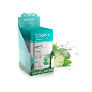 Moove Nutrition Hydrate Limão - Display com 12 sachês