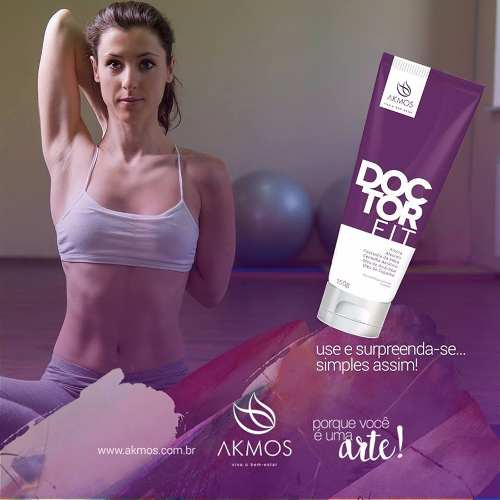 KIT 3 DOCTOR FIT 150GR AKMOS