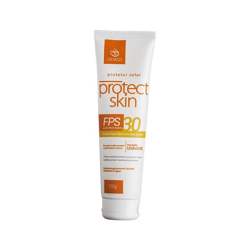 Protetor Solar Skin FPS 30 Akmos