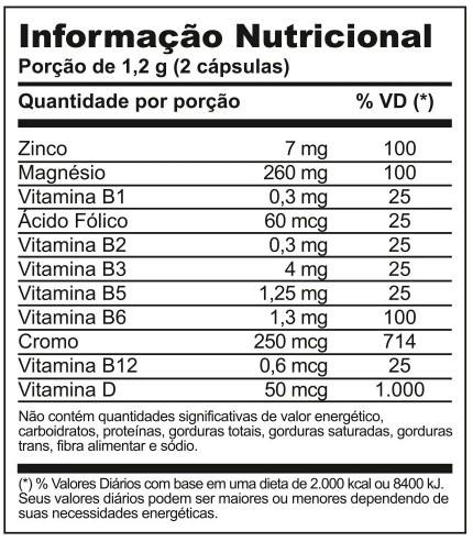 Testofemme 60 Cápsulas Inove Nutrition
