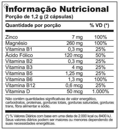 Testopro 500 - 60 Cápsulas Inove Nutrition