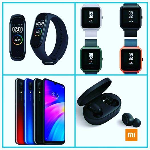 Produtos da Xiaomi