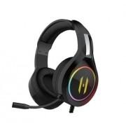 Headphone Gamer Lehmox Hyper G.T com 2 plug P2 (fone e microfone)