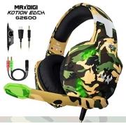 Headphone Gamer  Profissional Px6 com Led