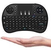Mini Teclado e Mouse sem fio para TV Smart - TV Box a bateria