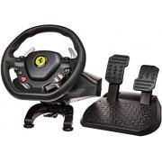 Volante Thrustmaster T80 Ferrari 488 Gtb Racing Wheel compatível Ps4/pc