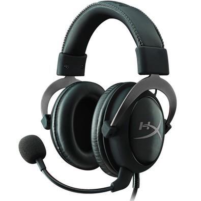 Headphone Usb Gamer Hyper X Cloud II 7.1