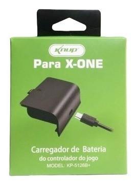 Bateria e Cabo Carregador para Controle Xbox One e One S
