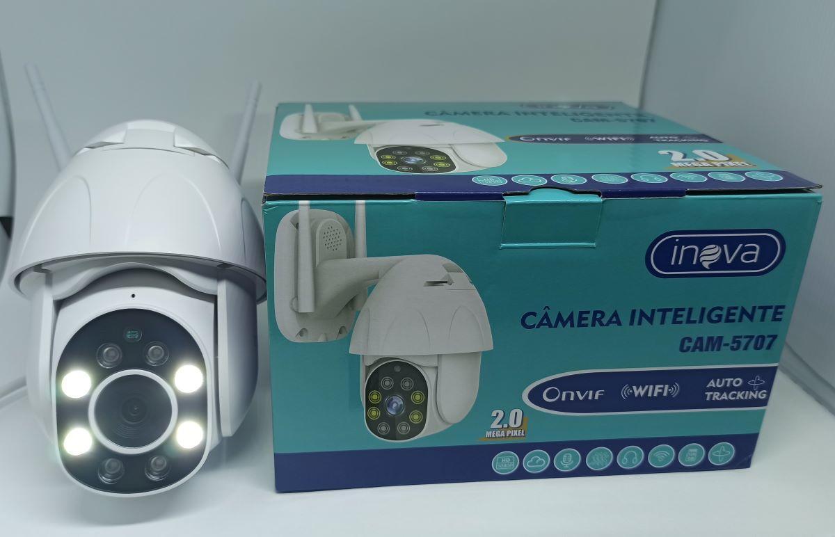 Câmera de Segurança sem fio 2 mega