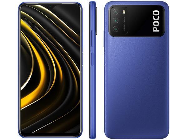 Celular Smartphone Xiaomi Poco M3 128gb 04 Ram Desbloqueado