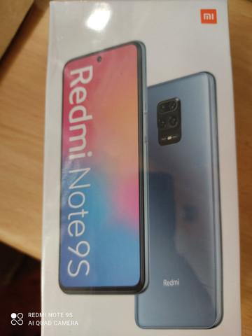 Celular Smartphone Xiaomi Redmi Note 9s 128gb 06 RAM