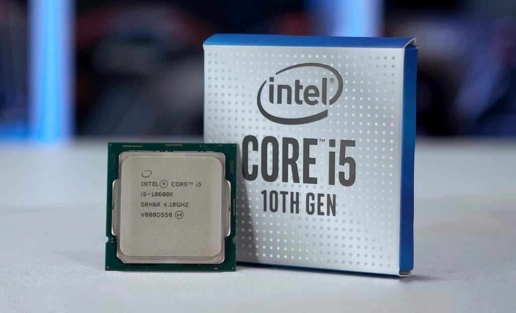 Computador Gamer Intel Core i5 Décima Geração c/ RX 550 2GB