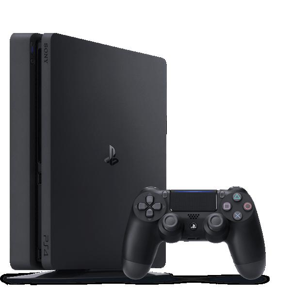 Console Playstation 4 Slim 1 tera + 3 jogos Mega Pack (Knack 2, Concrete Genie e Ratchet & Clank.)