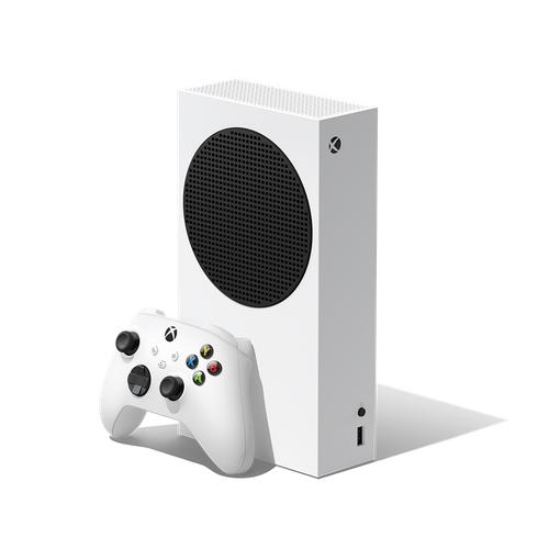 Console Xbox Series S  Nova Geração 512GB SSD