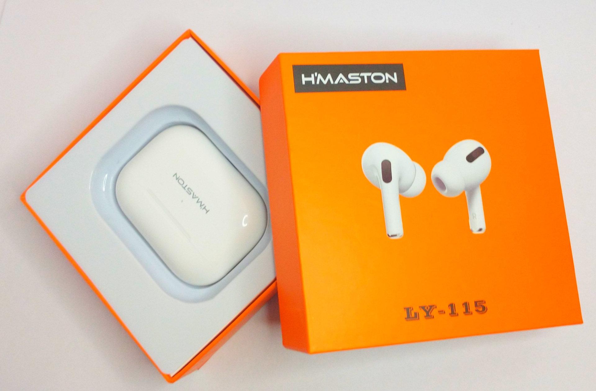 Fone De Ouvido Bluetooth H'maston