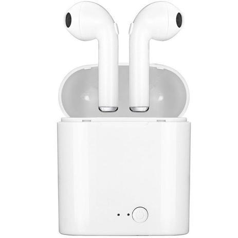 Fone de Ouvido Sem Fio i7s TWS Bluetooth  EarPod One Touch