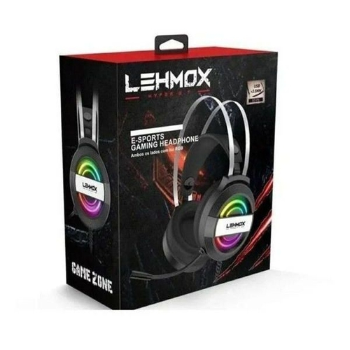 Headphone Gamer com fio RGB GT-F5