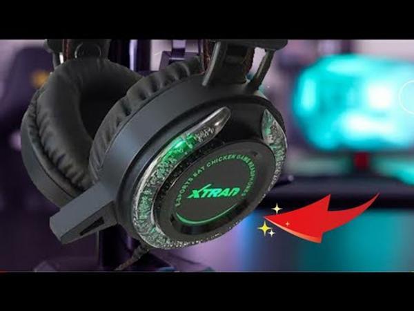 Headphone Gamer Lc-826 2 plug p2