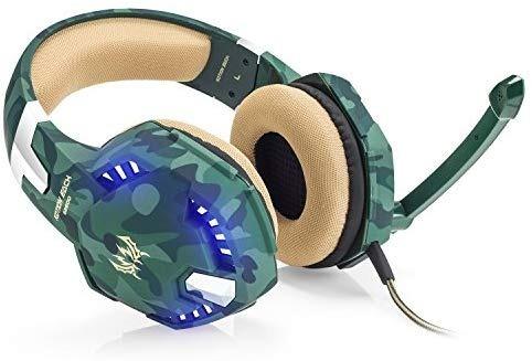 Headphone Gamer  Profissional Kotion Each G2600 com Led