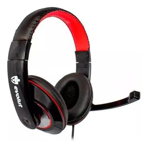 Headphone Gamer  Thardus -  conector P2 e adaptador para P3