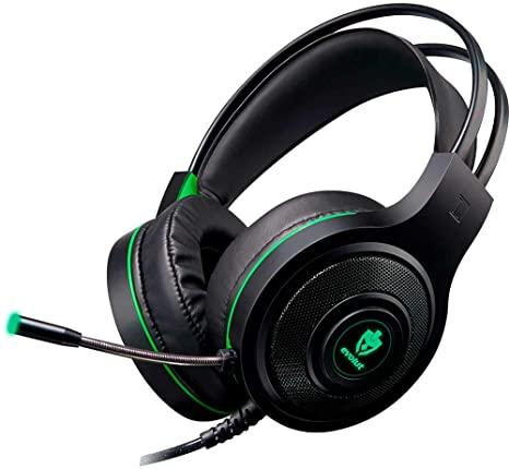 Headset Fone de Ouvido PC Gamer Têmis 2 conector p2