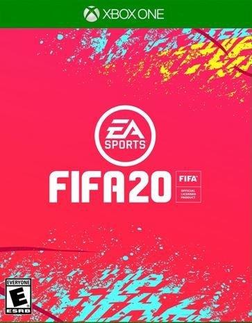 Jogo Xbox One Fifa 20 Mídia Física
