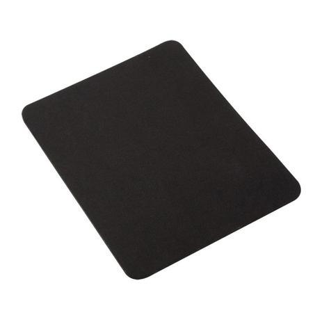 Mouse Pad  Liso Preto 21x16 cm