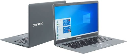 Notebook Compaq Intel Pentium Dual Core
