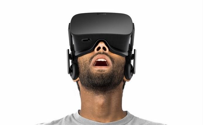 Oculos de realidade Virtual com fone de ouvido VR Glasses