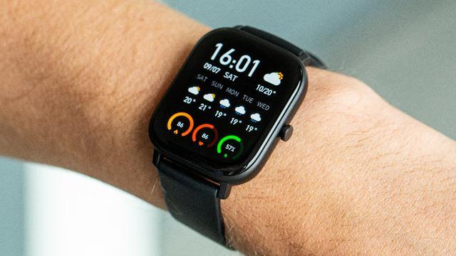 Relógio Amazfit GTS - Xiaomi