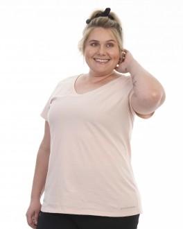 Blusa Esportiva Decote V | Plus Size 🌱