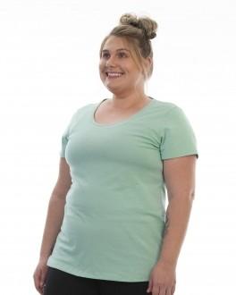 Blusa Esportiva Meia Malha | Plus Size 🌱