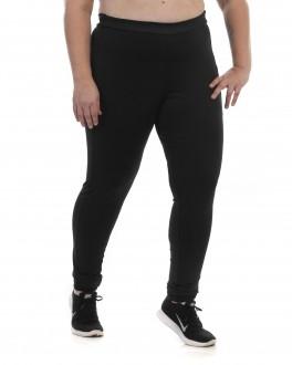 Calça Legging com Bolso Lateral | Plus Size