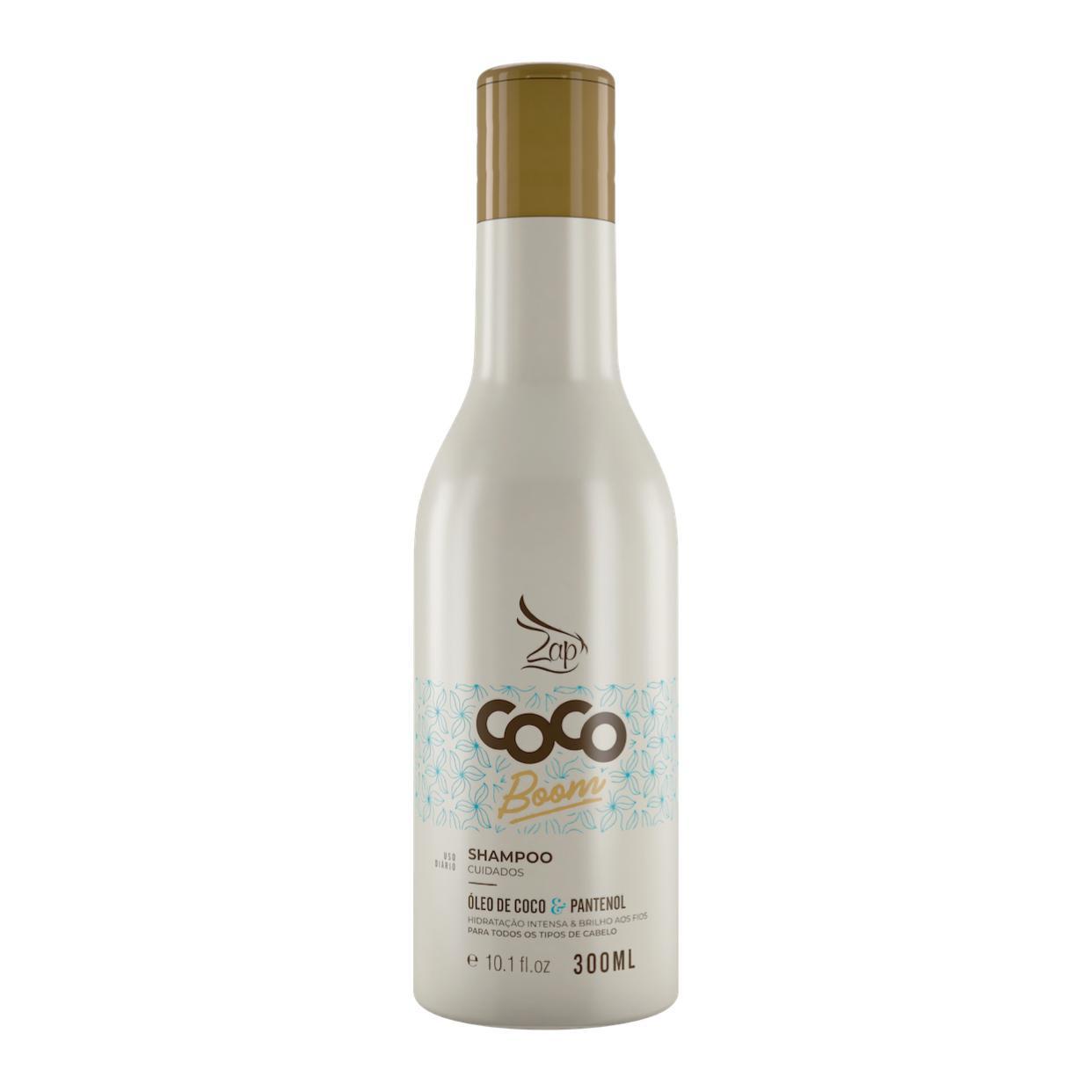 Zap Coco Boom Shampoo Manutenção 300ml