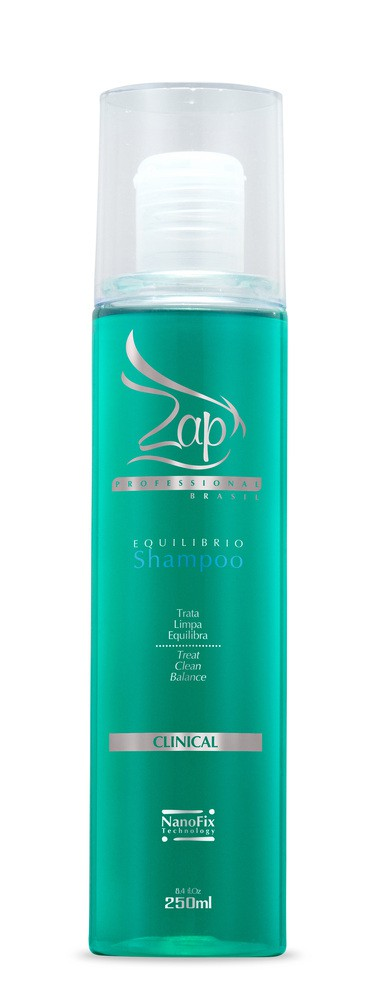 ZAP CLINICAL SHAMPOO EQUILÍBRIO 250ML