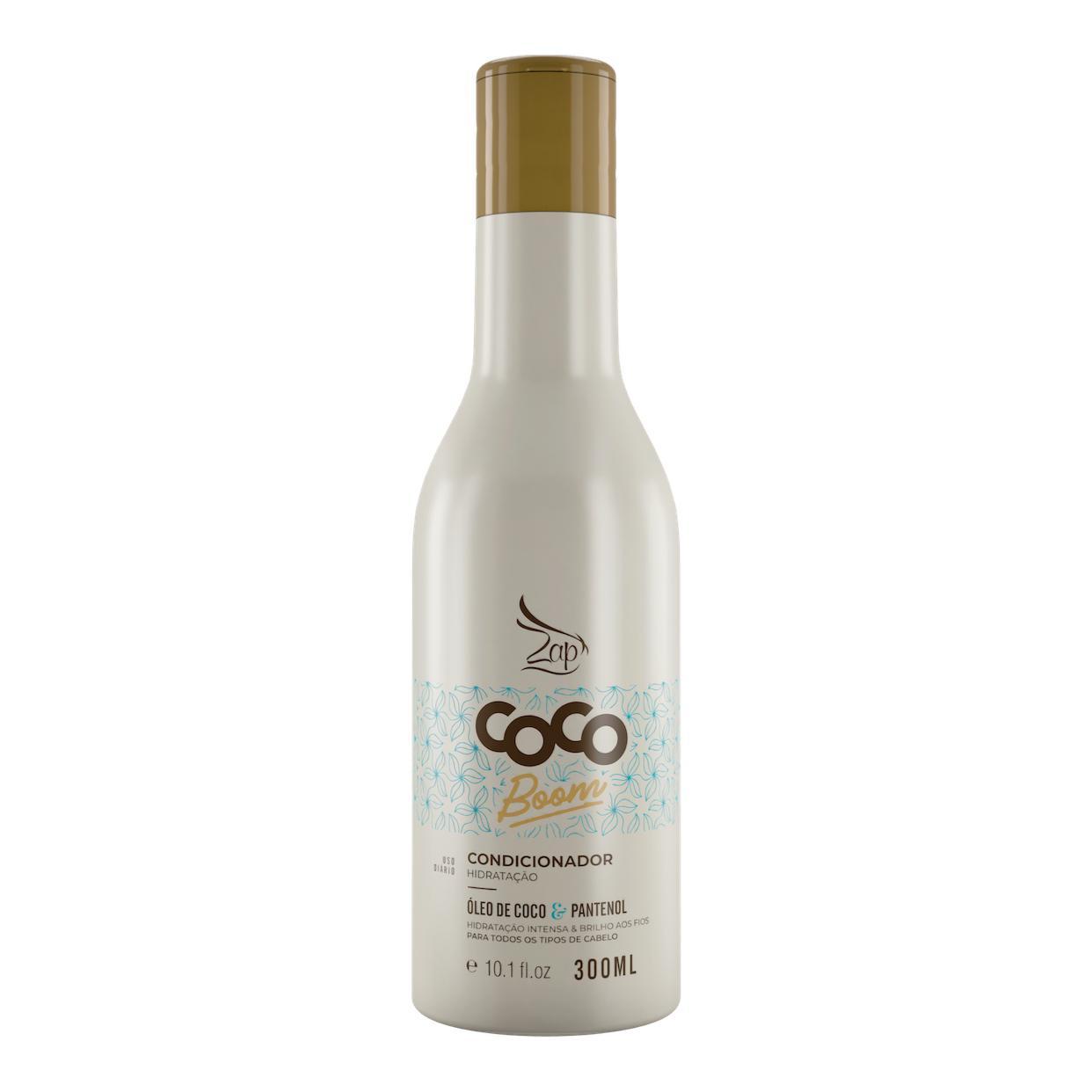 Zap Coco Boom Condicionador Manutenção 300ml