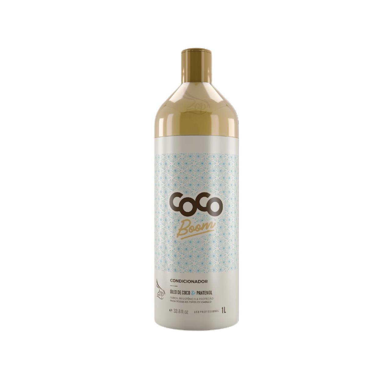 Zap Coco Boom Lavatorio Profissional 1L Condicionador