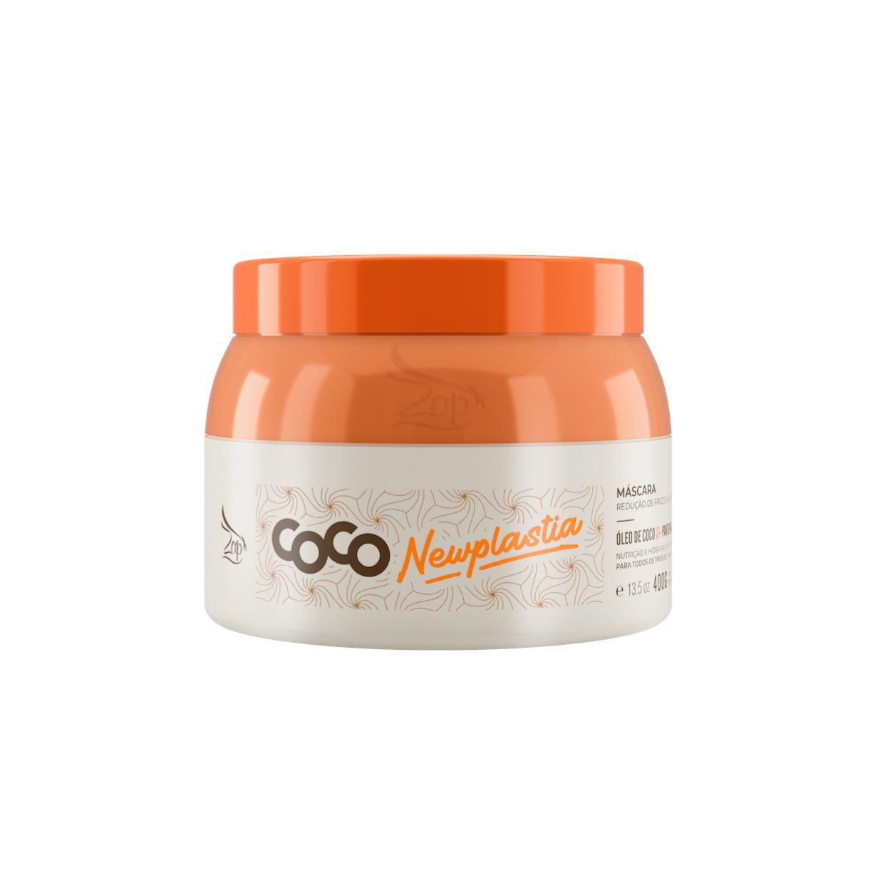 Zap Coco Newplastia Máscara 400g