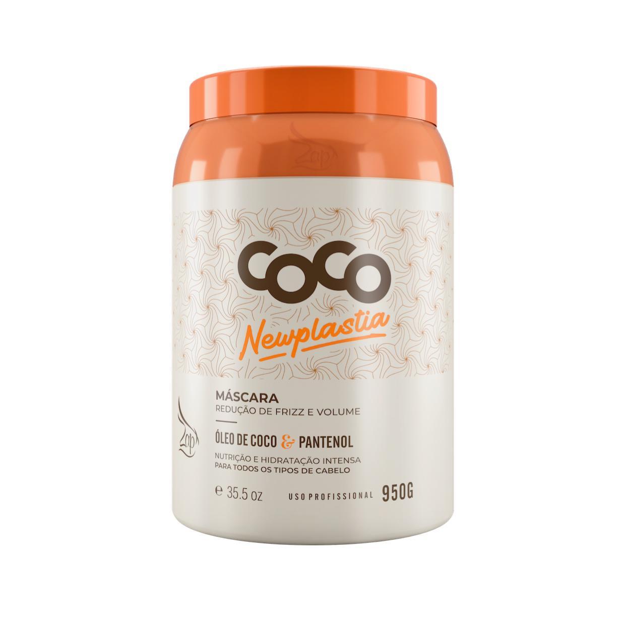 Zap Coco Newplastia Máscara 950g
