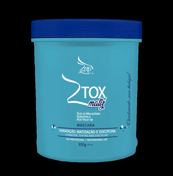 Ztox Matiz - Botoxy para loiras