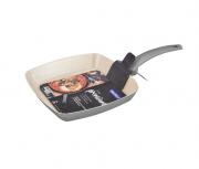 Frigideira Grill Revest Ceramica Max  24 Cm