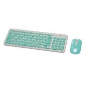 Kit Teclado e Mouse Sem Fio TW-001