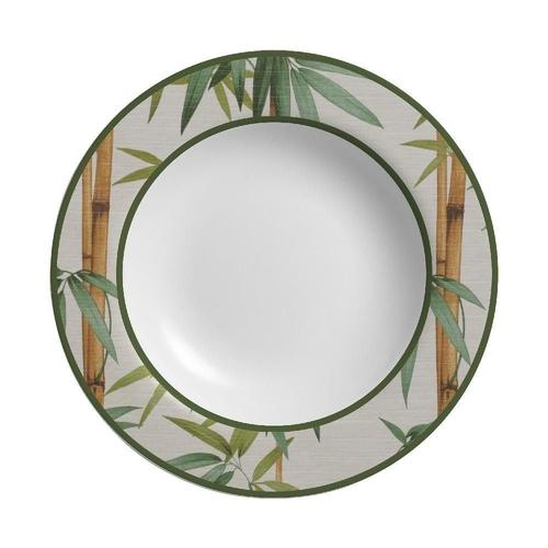 Aparelho De Jantar Com 20 Peças Bambu Plus