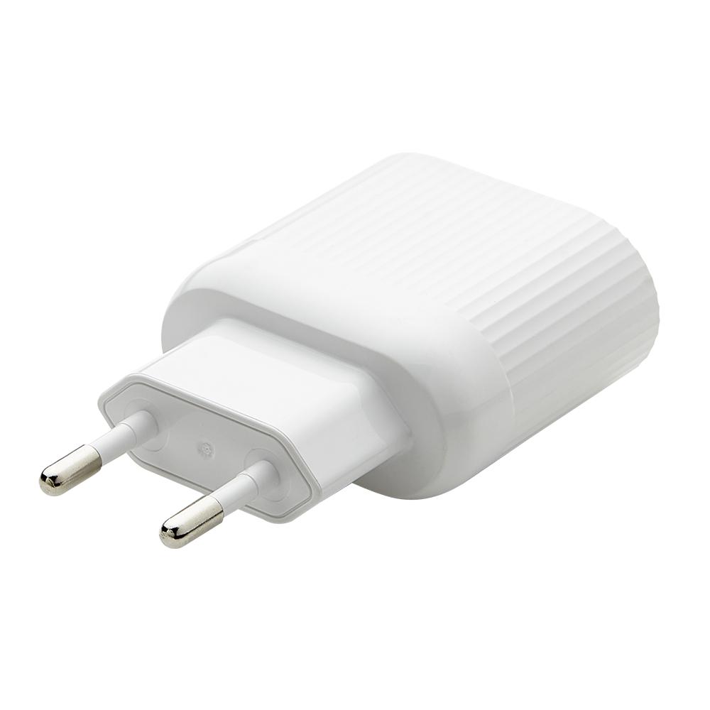 Carregador Inteligente 2 USB's CM-202 + Cabo Lightning iOS