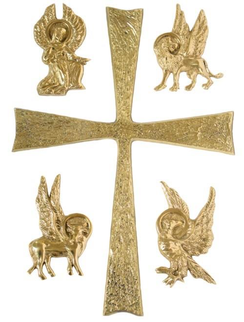 4 Evangelistas c/ cruz mod 1